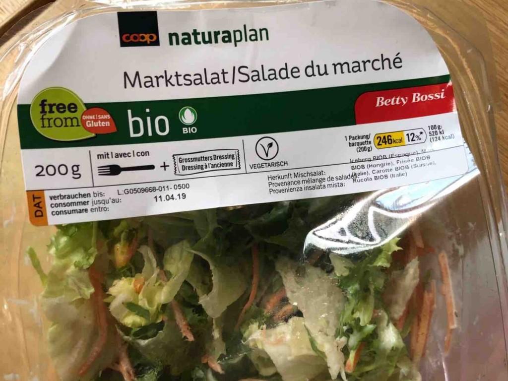 Bio Marktsalat von 110366 | Hochgeladen von: 110366