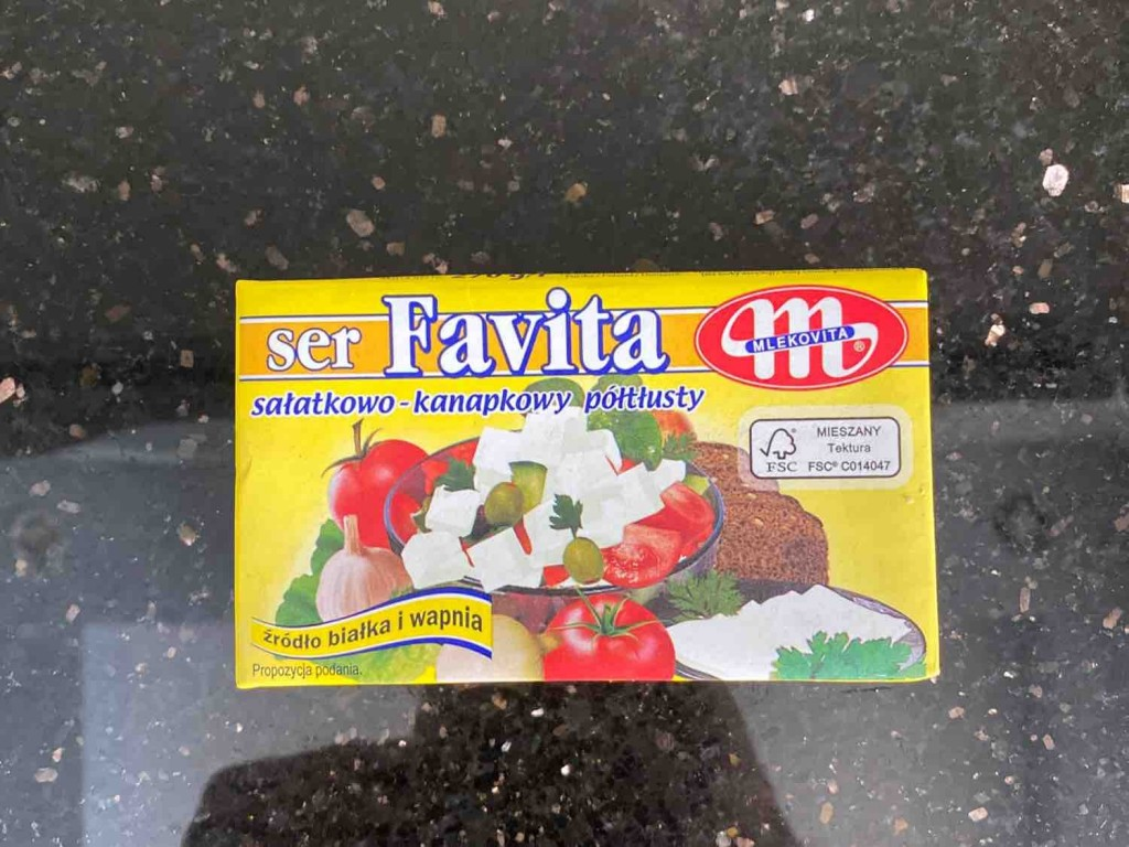 Ser Favita Salatkowy-kanapkowy - Halbfett von martin.sobik | Hochgeladen von: martin.sobik