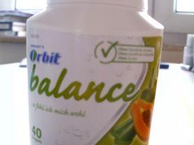 Orbit balance, Papaya-Aloe Vera   Hochgeladen von: diekleineolga