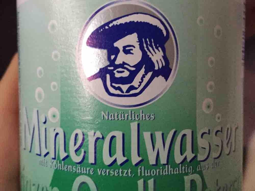 Markgrafen, Mineralwasser Medium Kalorien - Getränke - Fddb