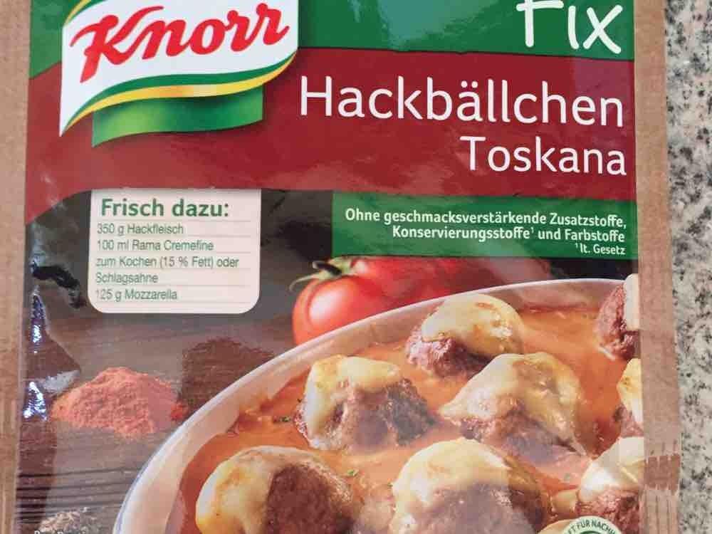 Fix Hackbällchen Toskana, Trockenprodukt von Johann731001   Hochgeladen von: Johann731001