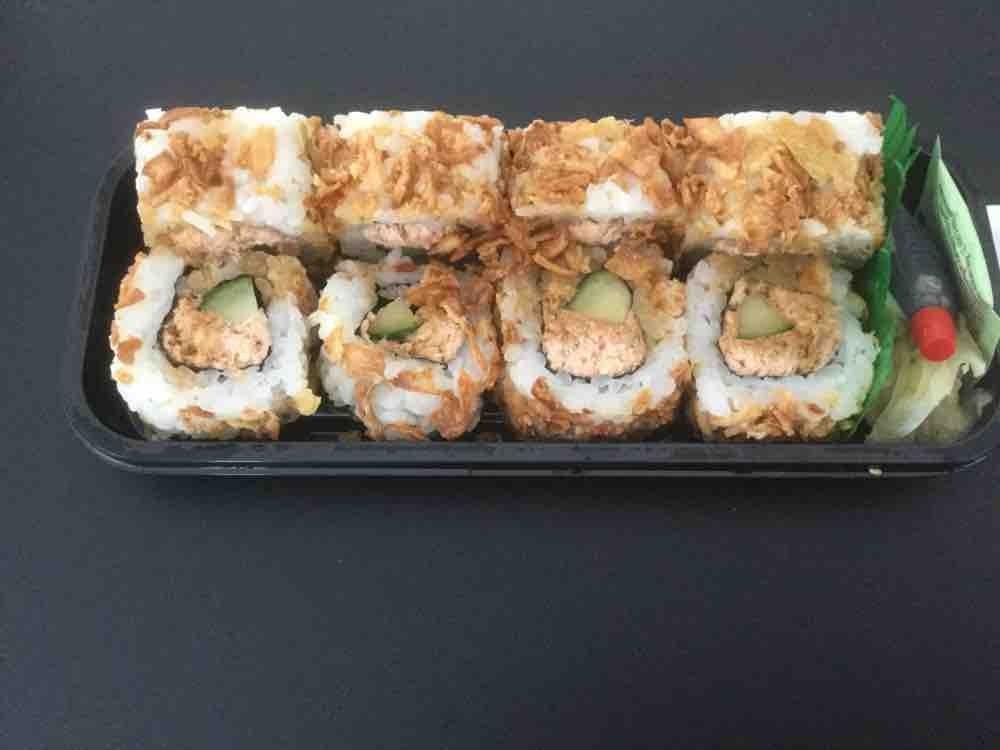 Sushi Box, California Crunchy Cooked Salmon von REngel | Hochgeladen von: REngel
