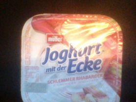 Joghurt mit der Ecke, Rhabarber | Hochgeladen von: Seidenweberin