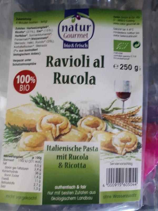 Ravioli al Rucola, Rucola und Ricotta von numrollen   Hochgeladen von: numrollen