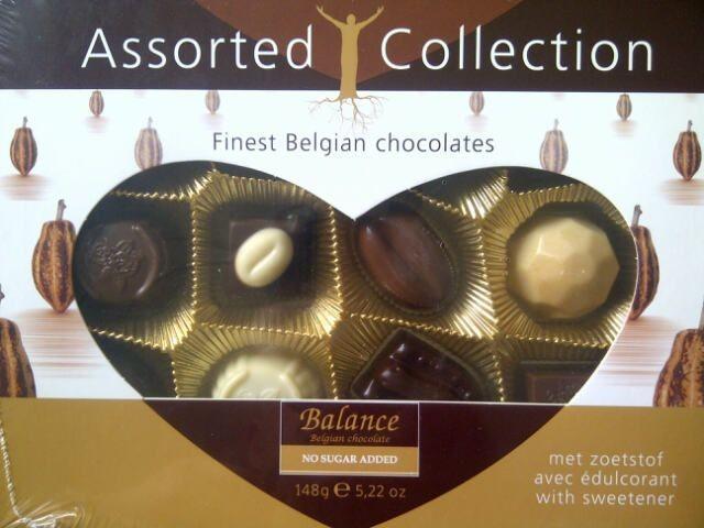 Assorted Collection of Balance Chocolate   Hochgeladen von: sode