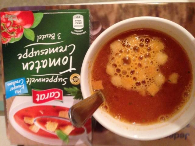 Tomaten Cremesuppe | Hochgeladen von: Anja will abnehmen