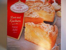 Coppenrath Wiese Apfelkuchen Kalorien Kuchen Torten Fddb