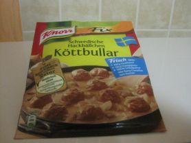 Knorr Fix, Schwedische Hackbällchen Köttbullar | Hochgeladen von: belinda