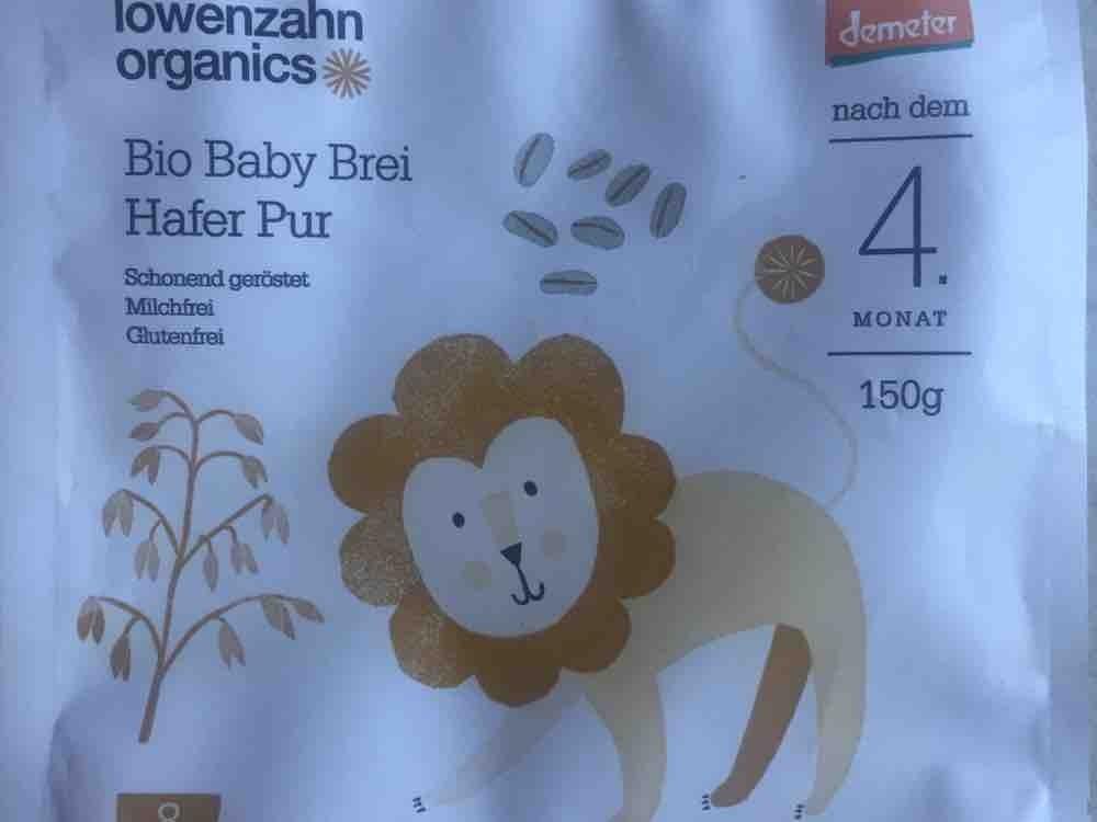 Bio Baby Brei Hafer Pur von DonRWetter | Hochgeladen von: DonRWetter