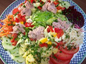 Thunfisch - Salat | Hochgeladen von: Nudelpeterle