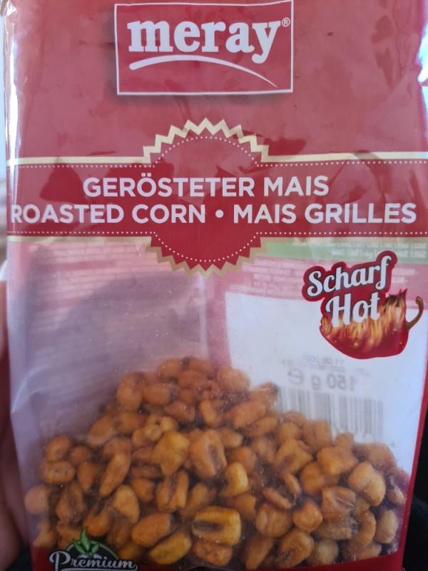 Gerösteter Mais von Zwackelchen   Hochgeladen von: Zwackelchen