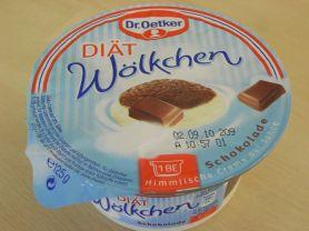 Diät-Wölkchen, Schokolade | Hochgeladen von: Teecreme