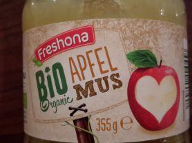 Bio Organic Apfelmus , gezuckert  | Hochgeladen von: subtrahine
