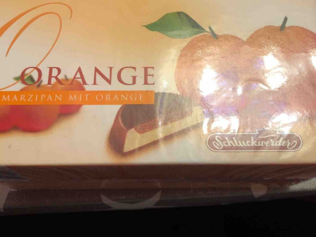 Edelmarzipan mit Orange, Orange von Sucki6363   Hochgeladen von: Sucki6363