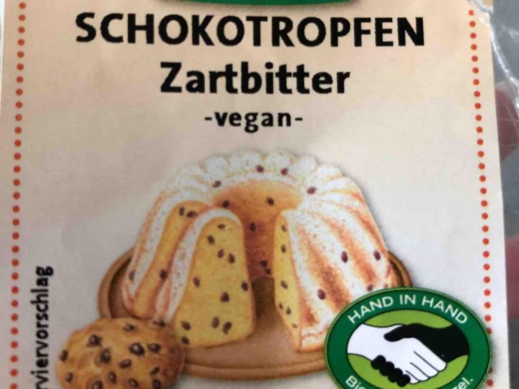 Schokoladen-Tropfen Zartbitter von ginamarie   Hochgeladen von: ginamarie