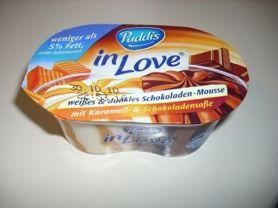Puddis, weißes&dunkles Schokoladen Mousse mit | Hochgeladen von: Nymphi84