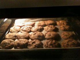 Chocolate Chip Cookie, Selbstgemacht | Hochgeladen von: minzielee