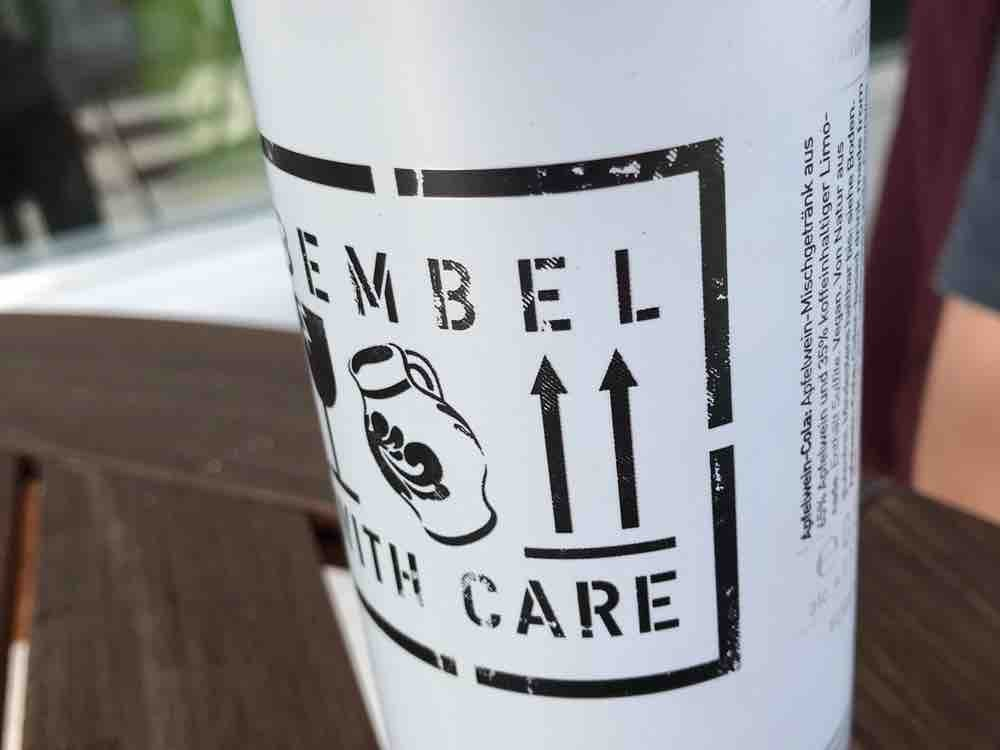 Kelterei Krämer, Bembel with care, Apfelwein-Cola Kalorien ...