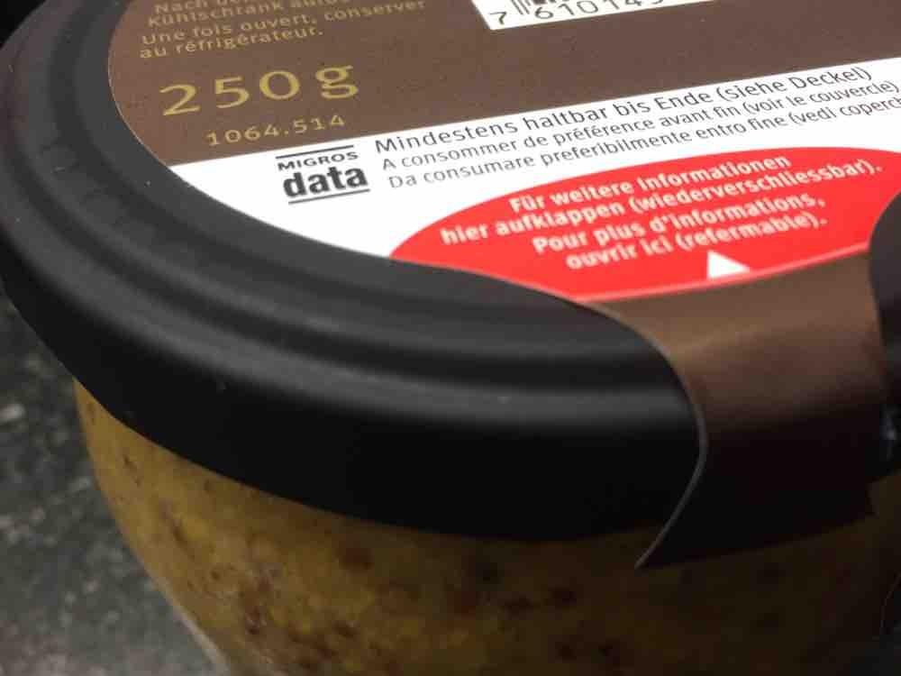 Senf grobkörnig (Migros Premium) von Ofelia | Hochgeladen von: Ofelia