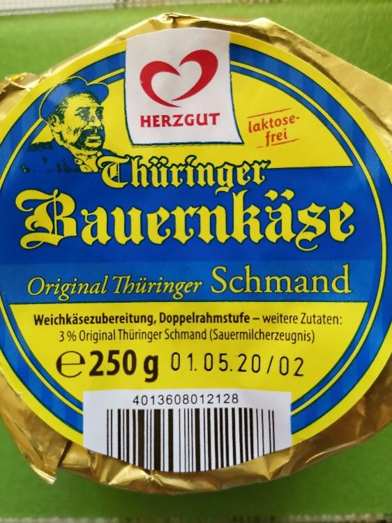 thrüringer bauernkäse, schmand von Wtesc | Hochgeladen von: Wtesc