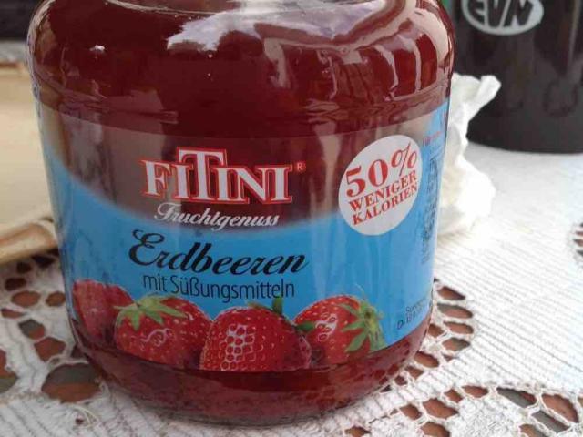 Fitini, Erdbeeren von seestern50 | Hochgeladen von: seestern50