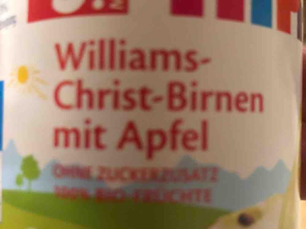 Williams-Christ-Birnen mit Apfel von IrishPride | Hochgeladen von: IrishPride