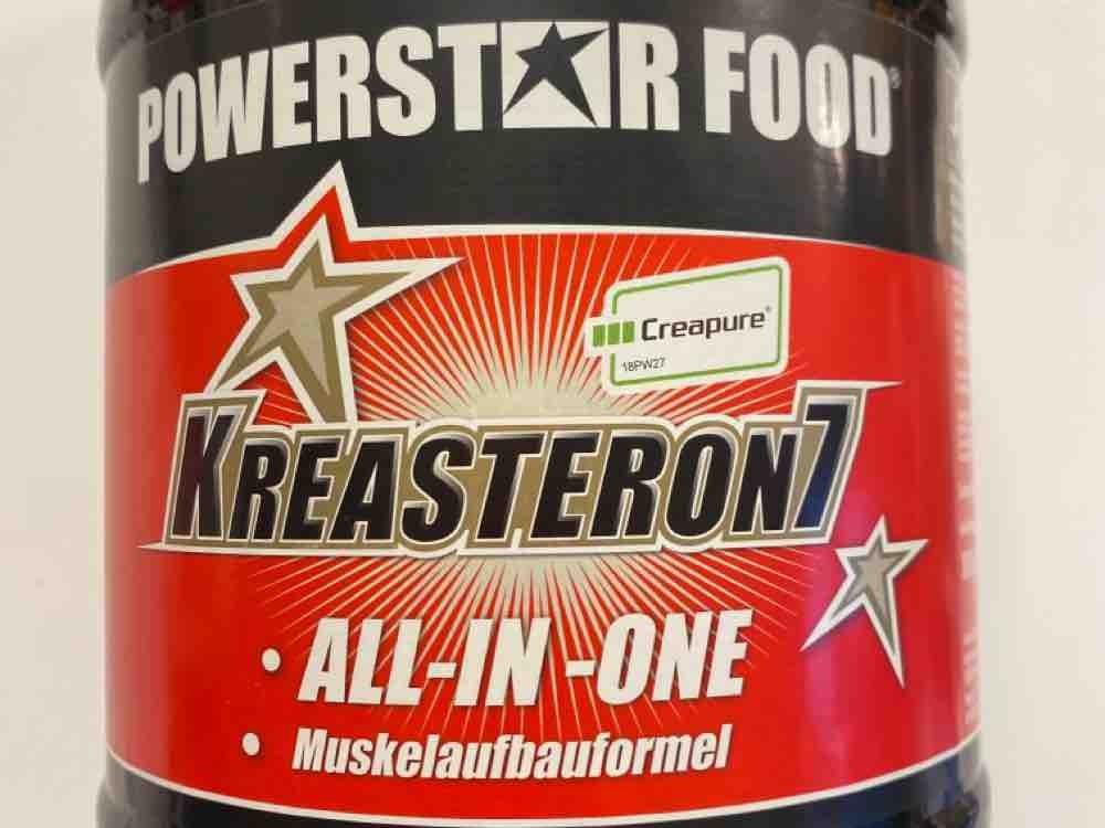 Powerstar Kreasteron 7 von schmidtko   Hochgeladen von: schmidtko
