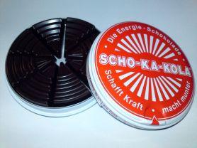 Scho Ka Kola Scho Ka Kola Energie Schokolade Kalorien Schokolade