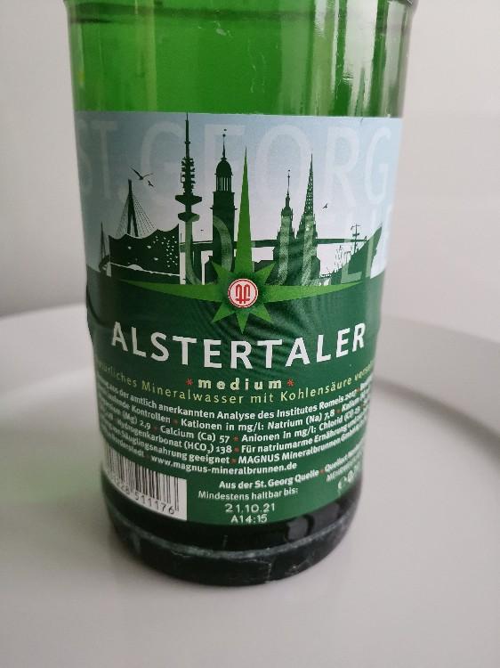 Alstertaler Mineralwasser, medium von friday | Hochgeladen von: friday