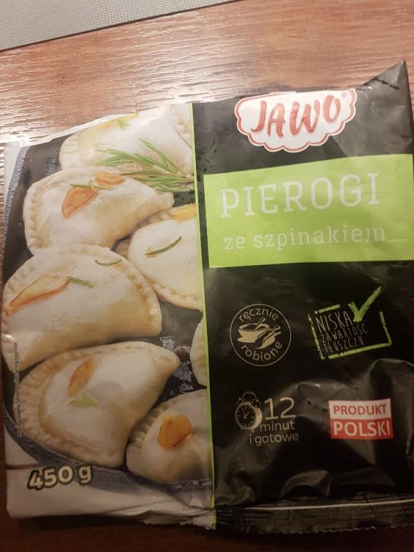 Pierogi, ze szpinakiem von avokado | Hochgeladen von: avokado