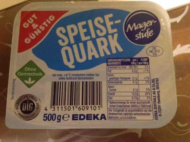 Speisequark, Magerstufe von Lars72   Hochgeladen von: Lars72