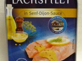 Lachsfilet, in der Dose, in Senf-Dijon-Sauce | Hochgeladen von: Coro55