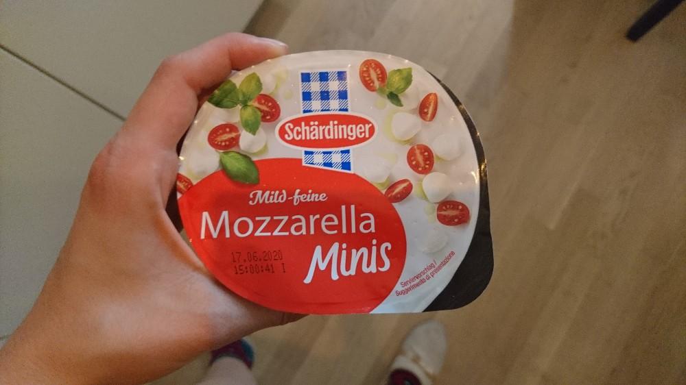 Mozzarella Minis von DanaDonut   Hochgeladen von: DanaDonut
