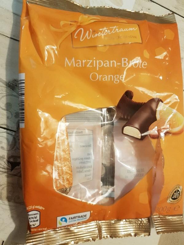 Marzipan-Brote, Orange von monique7372   Hochgeladen von: monique7372