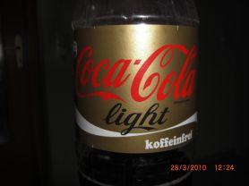 Coca-Cola, light, koffeinfrei | Hochgeladen von: schneggi87