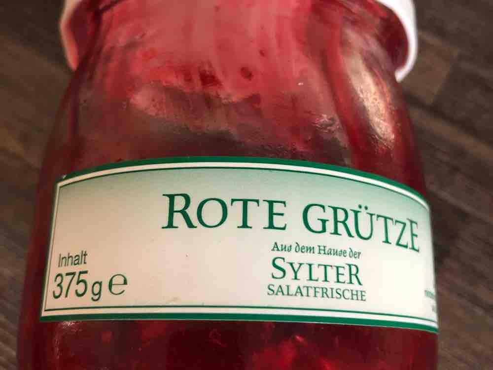 Rote Grütze  Zum Dorfkrug, Rote Früchte, aus dem Haus der Sylter Salatfrisc von AKU05 | Hochgeladen von: AKU05