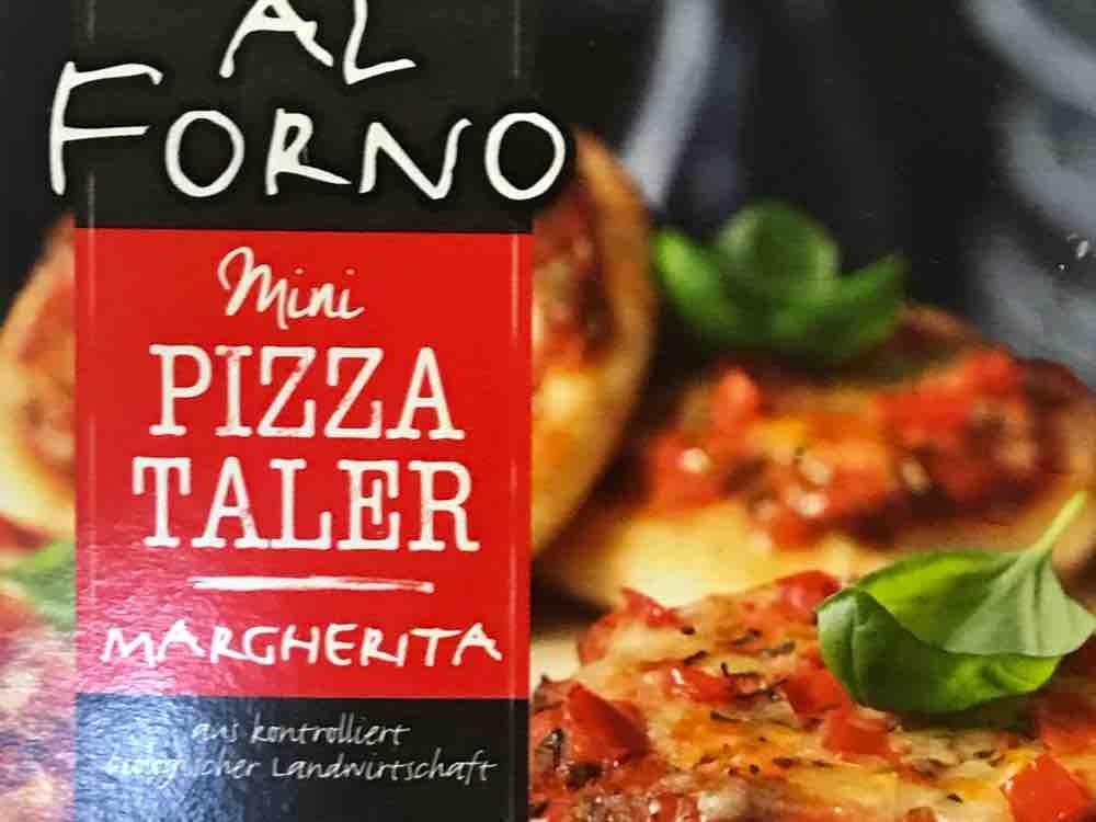 Al Forno Mini Pizza Taler Margherita, Margherita von Soil3   Hochgeladen von: Soil3