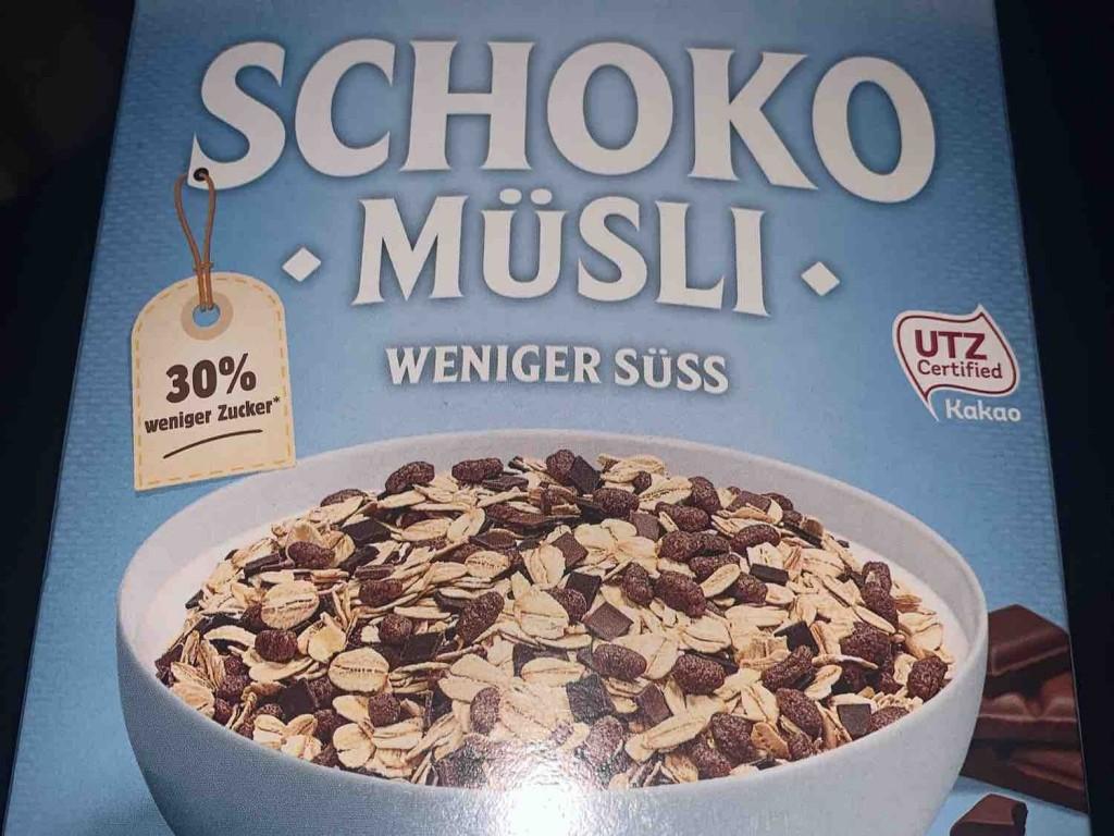Schoko Müsli weniger süß von justinkaracic | Hochgeladen von: justinkaracic
