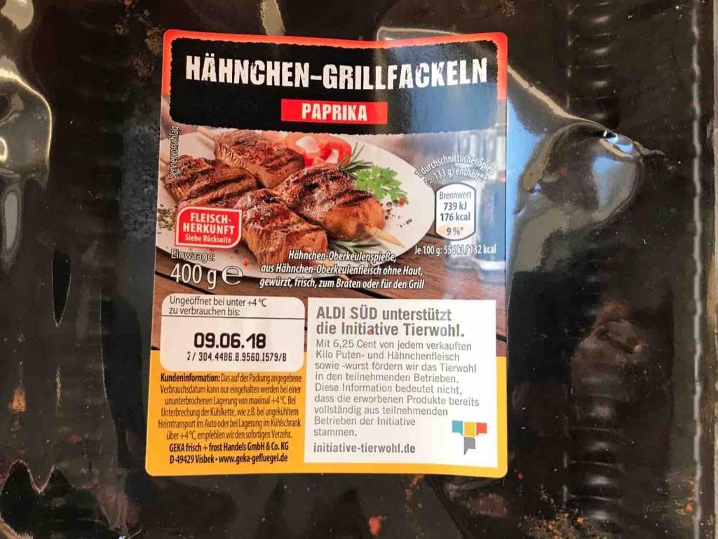 Hähnchen-Grillfackeln, Paprika von Poskelon | Hochgeladen von: Poskelon