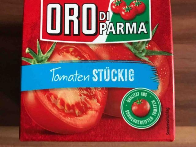 Tomaten stückig von Pesaro   Hochgeladen von: Pesaro