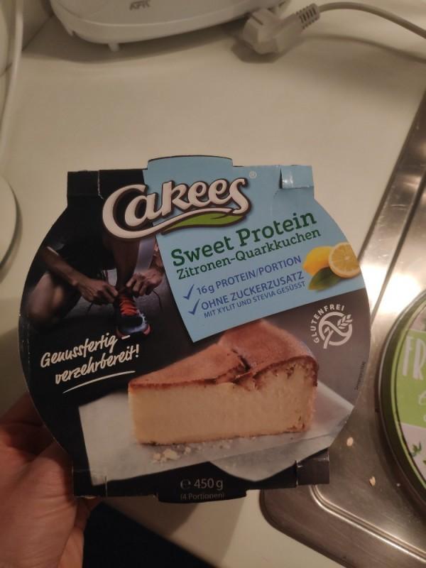 Sweet Protein, Zitronen-Quarkkuchen von PrinzessinEasy | Hochgeladen von: PrinzessinEasy