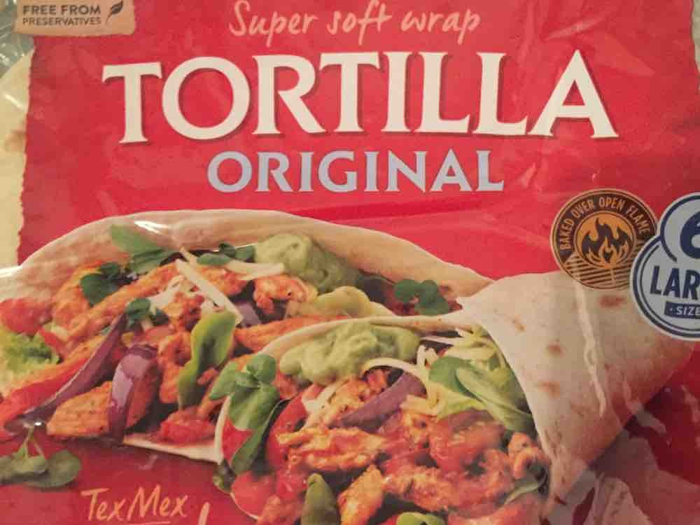 Tortilla, Original von JJNordhoff   Hochgeladen von: JJNordhoff