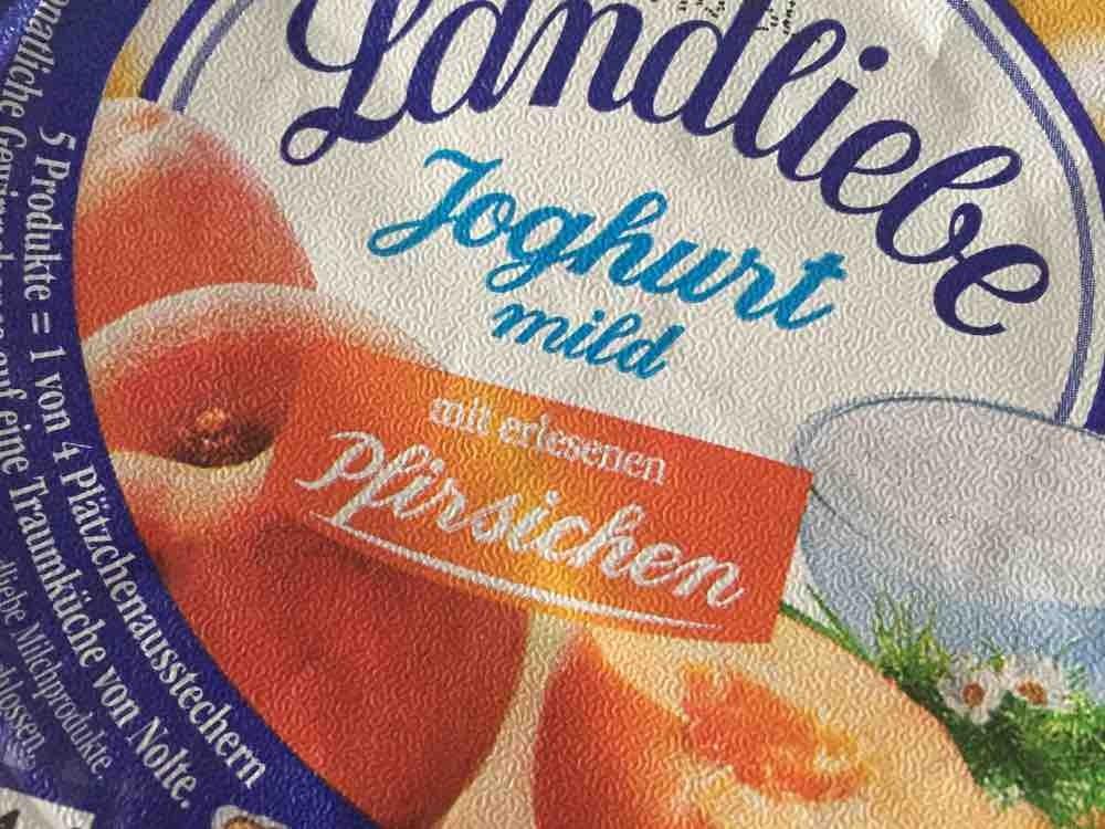 Joghurt mild, mit erlesenen Pfirsichen von Muttihoch3 | Hochgeladen von: Muttihoch3