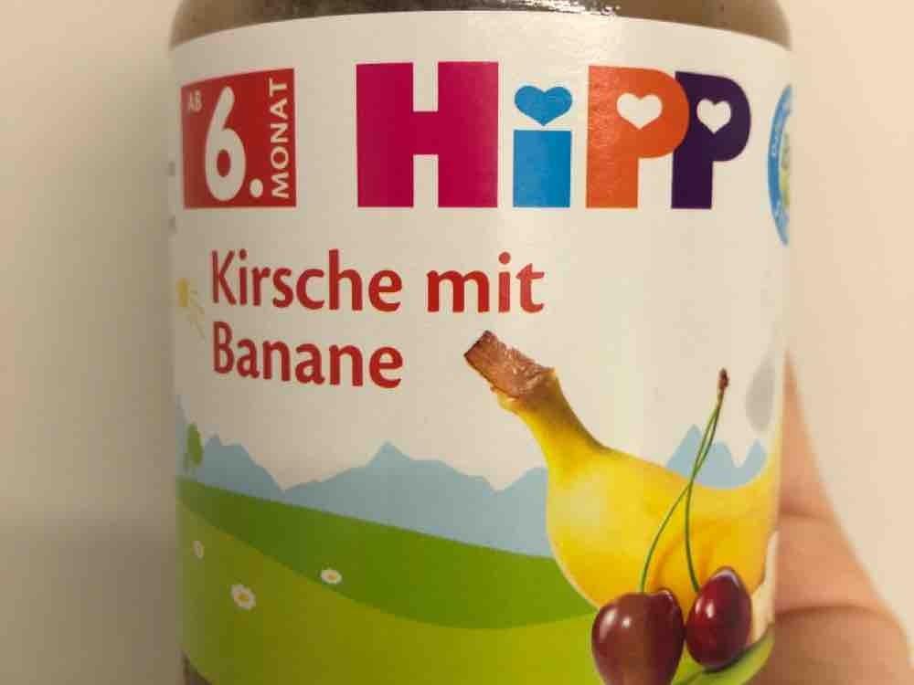 Hipp Kirsche mit Banane von marie2107   Hochgeladen von: marie2107