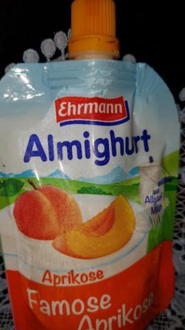 Almighurt Aprikose von Engelsblut | Hochgeladen von: Engelsblut