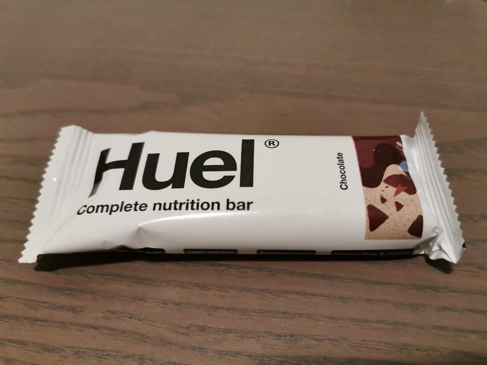 Huel Riegel 3.1 complete nutrition bar, Chocolate / Schokolade von krapfen | Hochgeladen von: krapfen