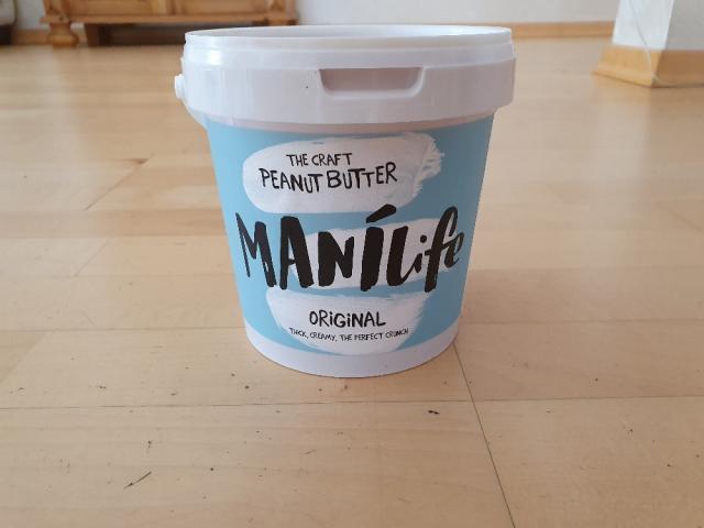 Manilife peanut butter, thick creamy von kokosmonster22 | Hochgeladen von: kokosmonster22