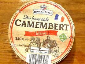 Camembert Roi de Trefle, Würzig   Hochgeladen von: martina321