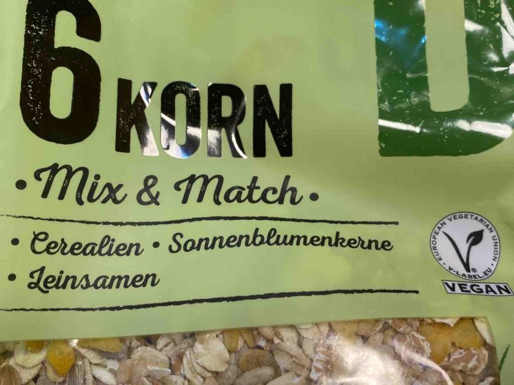 6 Korn mix & match basis Müsli von mirco2909   Hochgeladen von: mirco2909