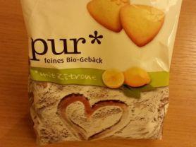 pur feines Bio-Gebäck, mit Zitrone | Hochgeladen von: 0phelia